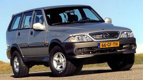 1999 Ssangyong Daewoo Musso Service Repair Manual Download