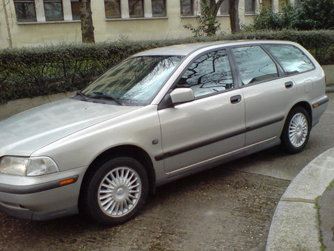 1998 Volvo S40 & V40 Service Repair Manual