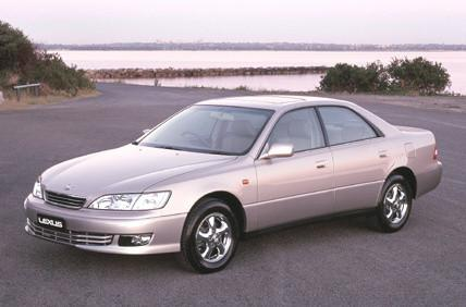1999 Lexus Es300 Workshop Service Repair Manual Software