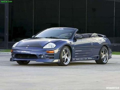 2000-2002 Mitsubishi Eclipse / Eclipse Spyder Service Repair Workshop Manual Download