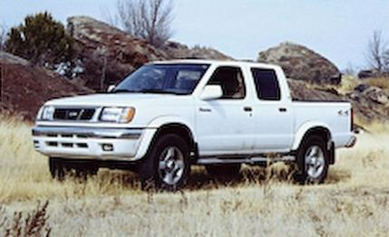 2000-2003 Nissan Frontier Service & Repair Manuals 15,000+
