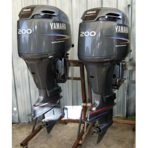 2000-2005 YAMAHA 200HP 2-STROKE HPDI OUTBOARD REPAIR MANUAL