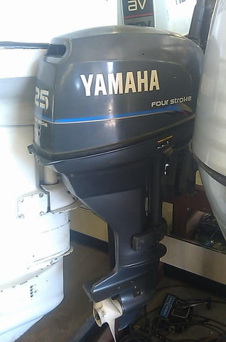 Yamaha Hp Stroke High Thrust Outboard Repair Large on Yamaha 4 Stroke Outboard Manuals