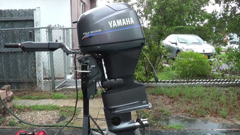 2000-2005 YAMAHA 40HP 4-STROKE OUTBOARD REPAIR MANUAL