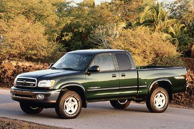 2000-2006 Toyota Tundra Service & Repair Manuals