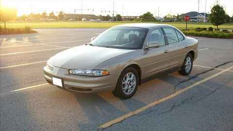 2000 Oldsmobile Intrigue Service & Repair Manual