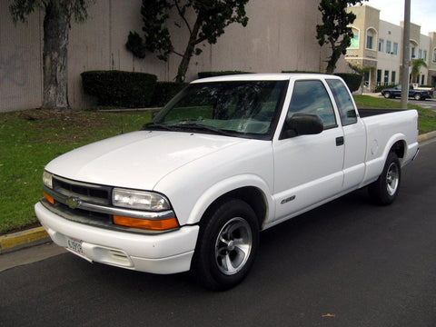 2000 Chevy S10 SERVICE REPAIR MANUAL