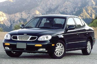 2000 Daewoo Leganza Service Repair Workshop Manual DOWNLOAD