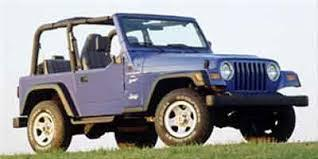 2000 JEEP WRANGLER REPAIR MANUAL