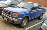 2000 Nissan Frontier D22 Series Factory Service Repair Manual INSTANT DOWNLOAD