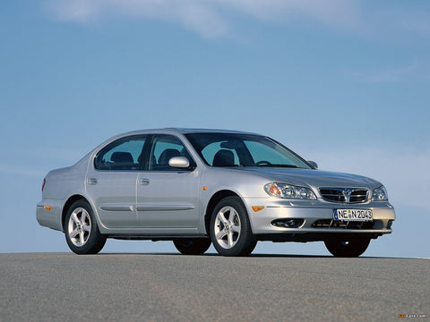 2000 Nissan Maxima QX A33 Series Factory Service Repair Manual INSTANT DOWNLOAD