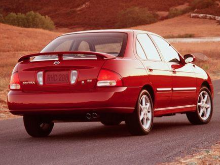 2000 Nissan Sentra Service Repair Workshop Manual DOWNLOAD