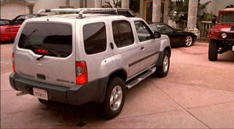 2000 Nissan Xterra WD22 Series Factory Service Repair Manual INSTANT DOWNLOAD