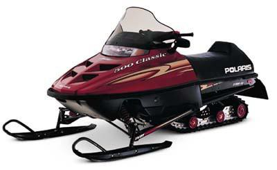 2000 POLARIS 500 600 INDY CLASSIC TOURING WIDETRACK TRIUMPH  XC SKS RMK SNOWMOBILE REPAIR MANUAL