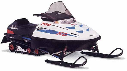 2000 POLARIS SLH VIRAGE PRO 785 PERSONAL WATERCRAFT MANUAL