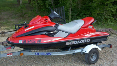 2000 SeaDoo Sea-Doo Personal Watercraft Service Repair Workshop Manual DOWNLOAD