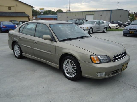 2000 Subaru Legacy Service Repair Workshop Manual Download