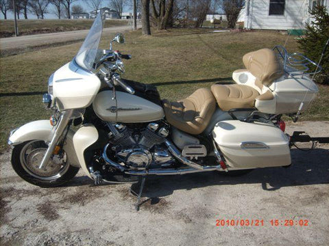 2000 Yamaha ROYAL STAR VENTURE / S / MIDNIGHT Combination Motorcycle Service Manual 1999~2009
