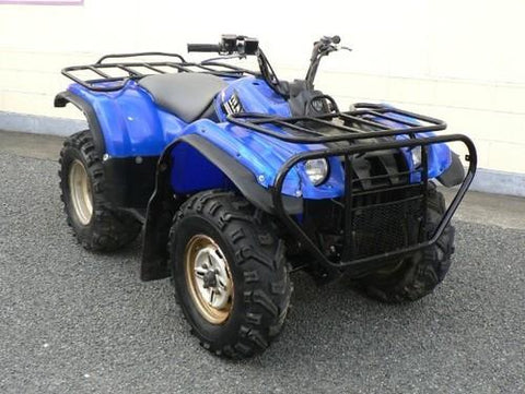 2000 Yamaha YFM400FWA(M) Bigbear Kodiak 400 ATV Service Repair Manual INSTANT DOWNLOAD