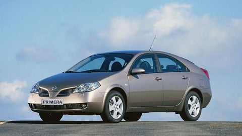 2001-2008 Nissan Primera (Model P12 Series) Sedan/Wagon/Hatchback Workshop Repair Service Manual