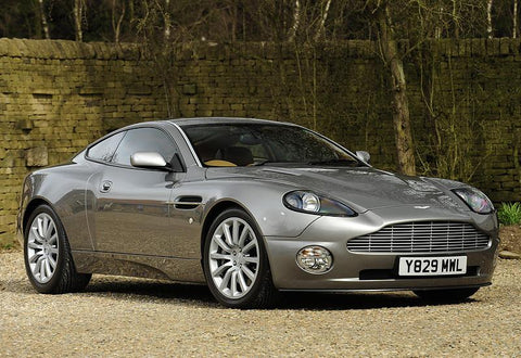 Aston Martin V12 Vanquish 2001 Repair Service Manual Pdf Download