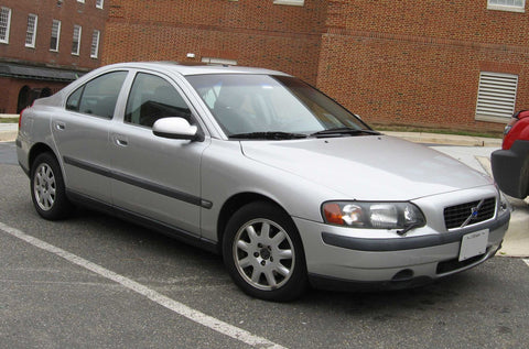 2001 VOLVO S60 COMPLETE WORKSHOP SERVICE MANUAL