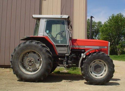 2001 Massey Ferguson AgTV models Workshop SERVICE REPAIR Manual