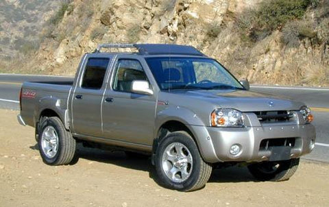 2001 Nissan Frontier Service Repair Workshop Manual INSTANT DOWNLOAD