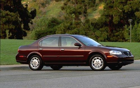 2001 Nissan Maxima Service Repair Workshop Manual INSTANT DOWNLOAD