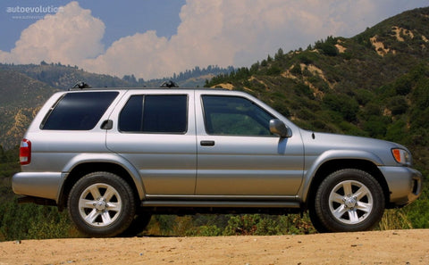 2001 Nissan Pathfinder Service Repair Manual INSTANT DOWNLOAD