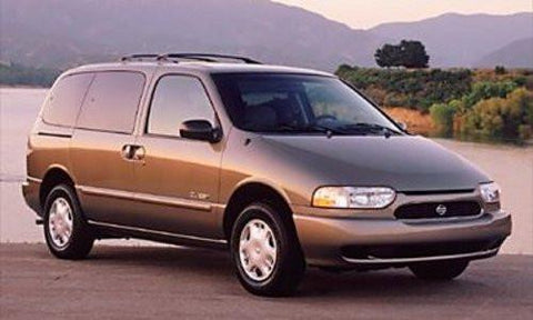 2001 Nissan Quest V41 Series Factory Service Repair Manual INSTANT DOWNLOAD