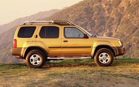 2001 Nissan Xterra Service Repair Workshop Manual INSTANT DOWNLOAD