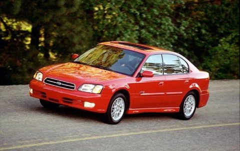 2001 SUBARU IMPREZA REPAIR MANUAL