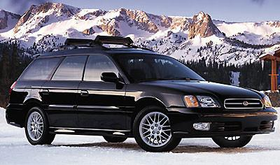 2001 SUBARU LEGACY & OUTBACK SERVICE REPAIR MANUAL DOWNLOAD