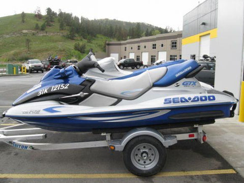 2001 SeaDoo Sea-Doo Personal Watercraft Service Repair Workshop Manual DOWNLOAD