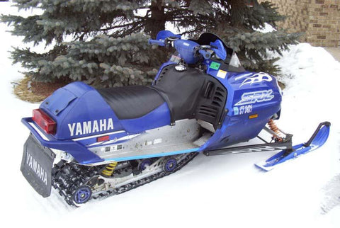 2001 Yamaha SRX700 Snowmobile Service  Repair Maintenance Overhaul Workshop Manual
