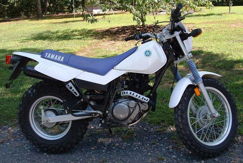 2001 Yamaha TW200 Combination manual for model years 2001 ~ 2012