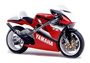 2001 Yamaha TZ250 Owner's Motorcycle Service Manual