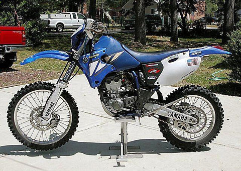 2001 Yamaha WR250F Owner's Motorcycle Service Manual