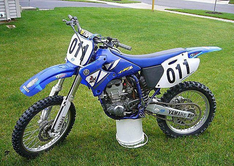2001 Yamaha YZ426F Owner's Motorcycle Service Manual