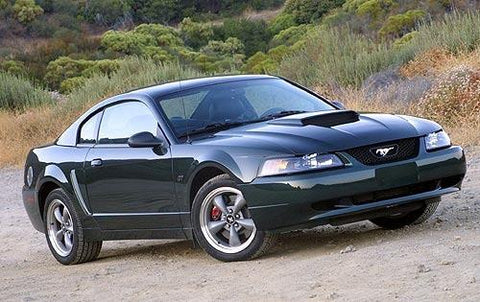2001 Ford Mustang Coupe Workshop Service Repair Manual