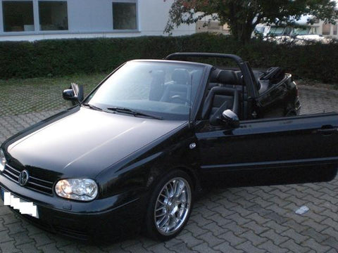 2001 Volkswagen Cabrio Workshop Service repair Manual