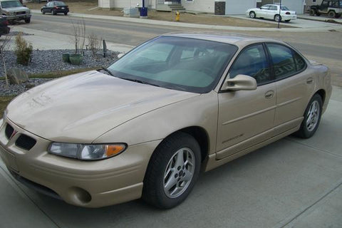 2001 Pontiac Grand Prix GT Workshop Service Repair Manual