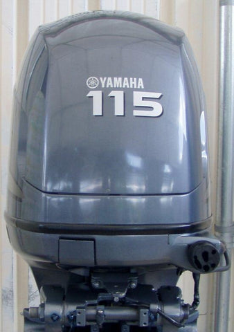 2002-2005 YAMAHA 115HP 4-STROKE OUTBOARD REPAIR MANUAL