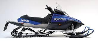 2002-2006 YAMAHA SX SXV MM VT VX 700 SNOWMOBILE REPAIR MANUA