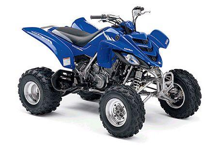 2002-2007 YAMAHA YFM660 GRIZZLY ATV REPAIR MANUAL