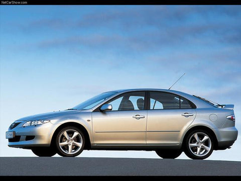 2002-2008 Mazda 6 Sedan and Mazda 6 Wagon Service Repair Workshop Manual Download
