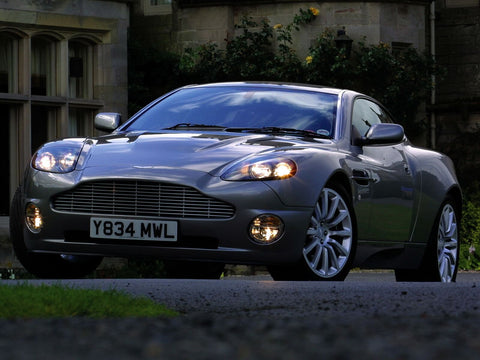 Aston Martin V12 Vanquish 2002 Repair Service Manual Pdf Download