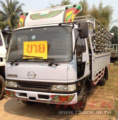 2002 Hino FD4J, FE2J, FF2J, SG2J, SG1J Truck Workshop Service Repair Manual