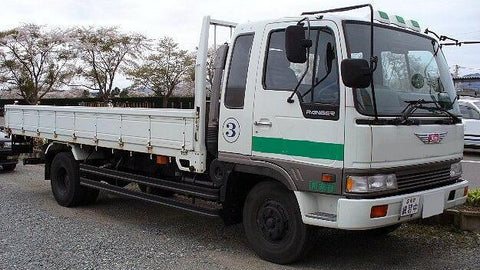 2002 Hino Models FA FB FD FE FF SG Truck Workshop Manual Download PDF